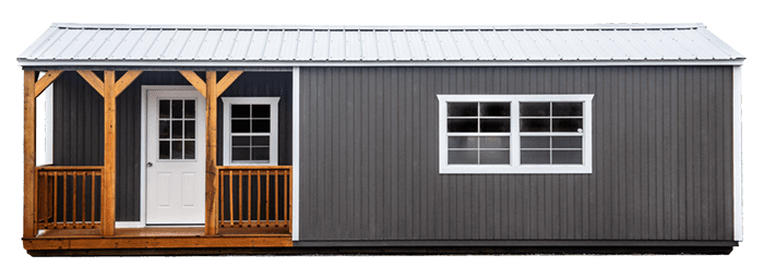 Corner Porch Cabin
