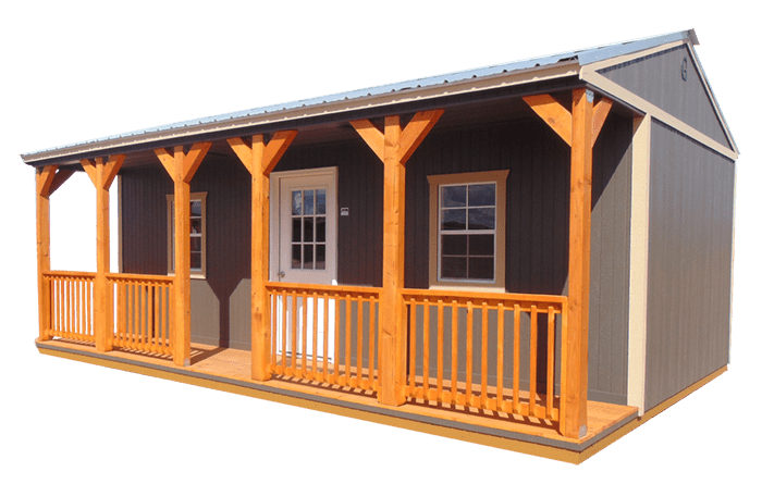 Side Porch Cabin